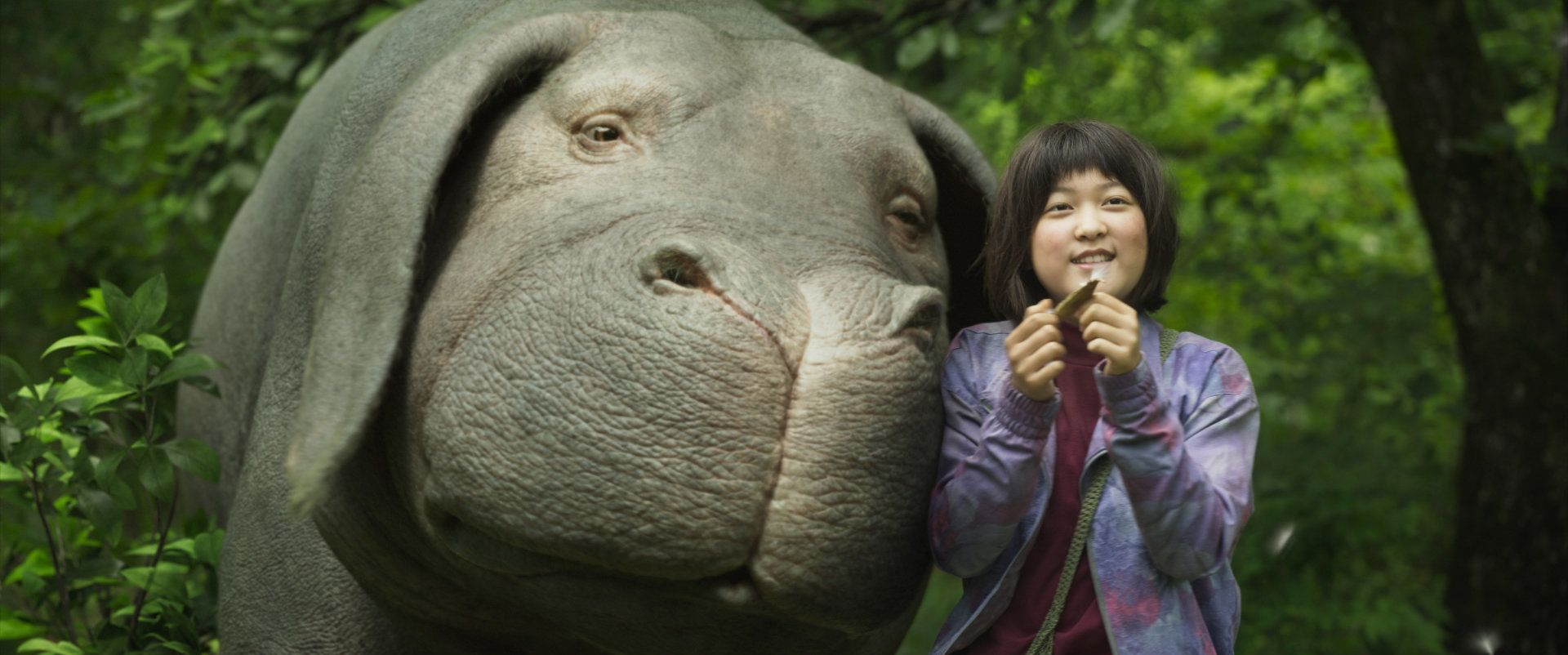 Netflix Flick 'Okja' Nearly Ended Very
