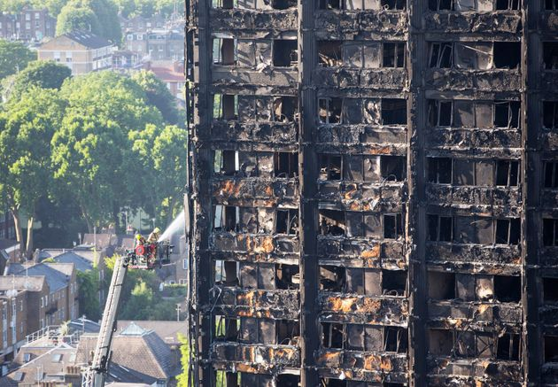 Grenfell survivors are angry with how the council and the Government has handled the aftermath of the