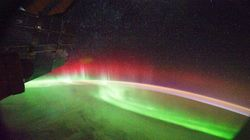 This Video Of The Aurora From The ISS Will Make You Wish You Had Become An