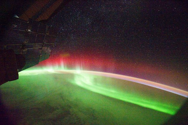NASA Video Of Aurora Borealis From The ISS Will Take Your Breath