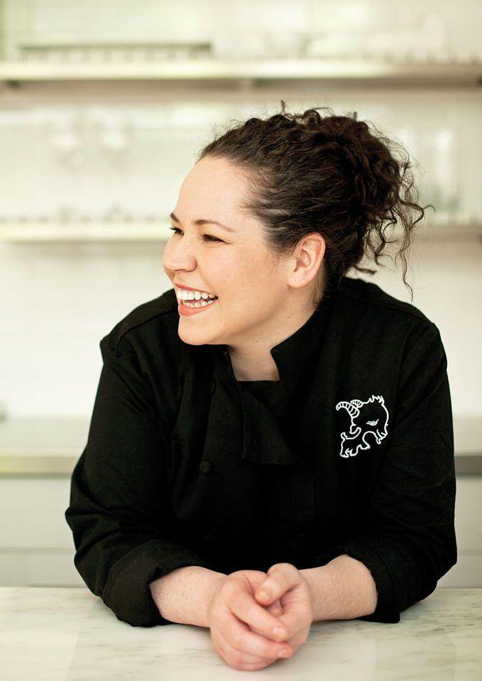 Stephanie Izard, Top Chef Winner & Founder of Chicago's  The Girl & The Goat.