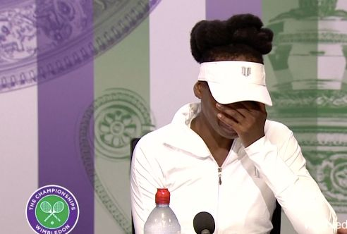 Venus Williams Breaks Down About Deadly Car Crash After Wimbledon