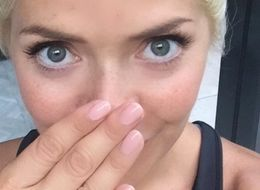 Everyone Has Bad Hair Days, Even Holly Willoughby