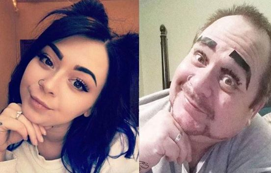 This Dad Is Still Trolling His Daughter's Selfies And It Never Gets