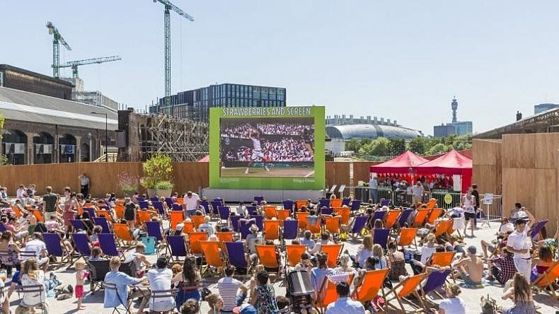 The Best Places To Watch The Wimbledon Finals In