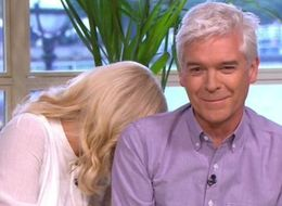 Holly Willoughby (And Twitter) Left In Hysterics After Guide Pony Poos On 'This Morning' Studio Floor