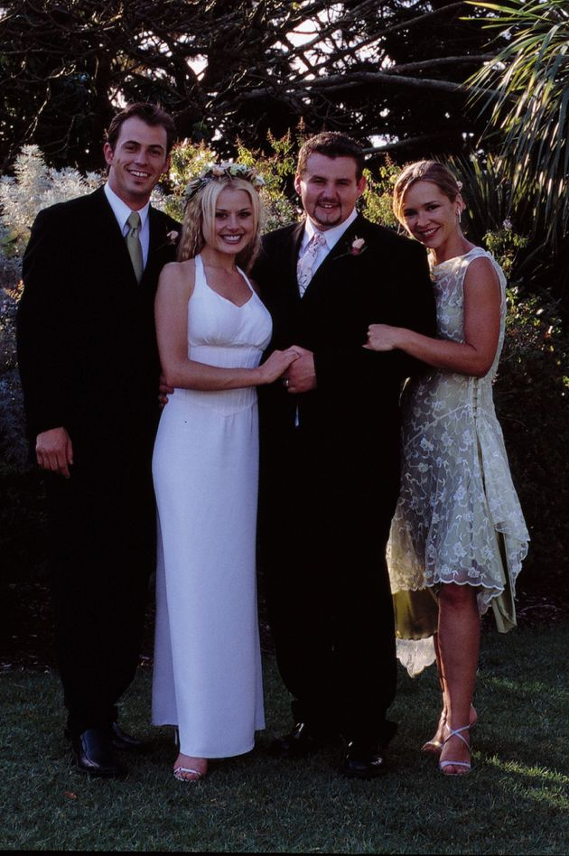 Dee was famously killed off on her wedding day to Toadie in