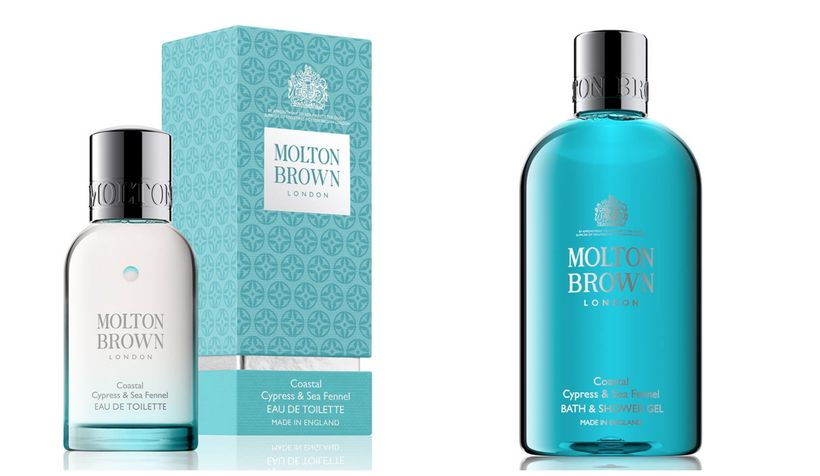 """The<strong> Coastal Cypress & Sea Fennel Fragrance </strong>Collection from <a rel=""""nofollow"""" href=""""https://www.moltonbro"""