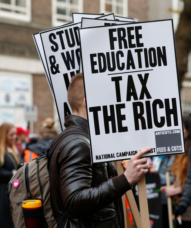 Poorest Students Leave University With The Most Debt Thanks To The Tories, Says