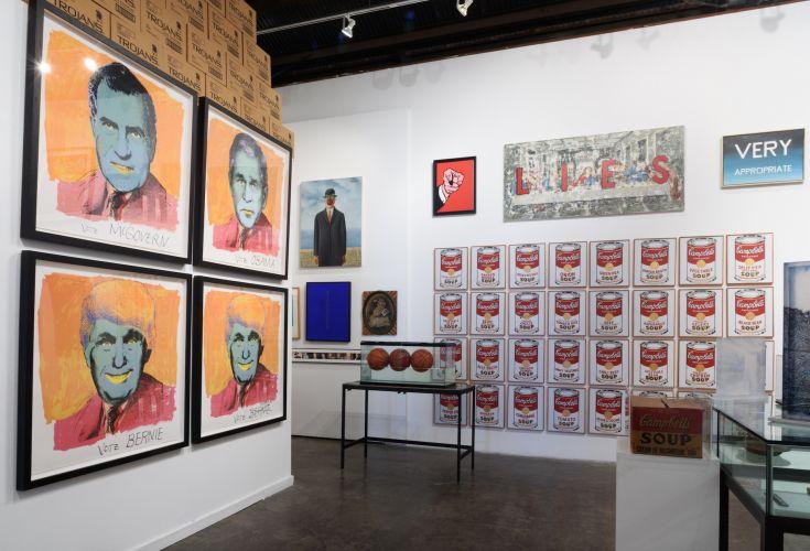Very Appropriate at Robert Berman Gallery, installation view