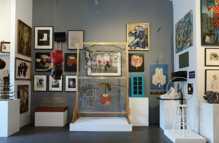 Very Appropriate, Robert Berman Gallery, installation view