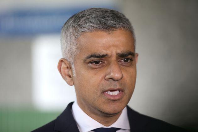 Mayor of London Sadiq