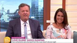 Piers Morgan Launches Into 'Love Island' Rant On Morning