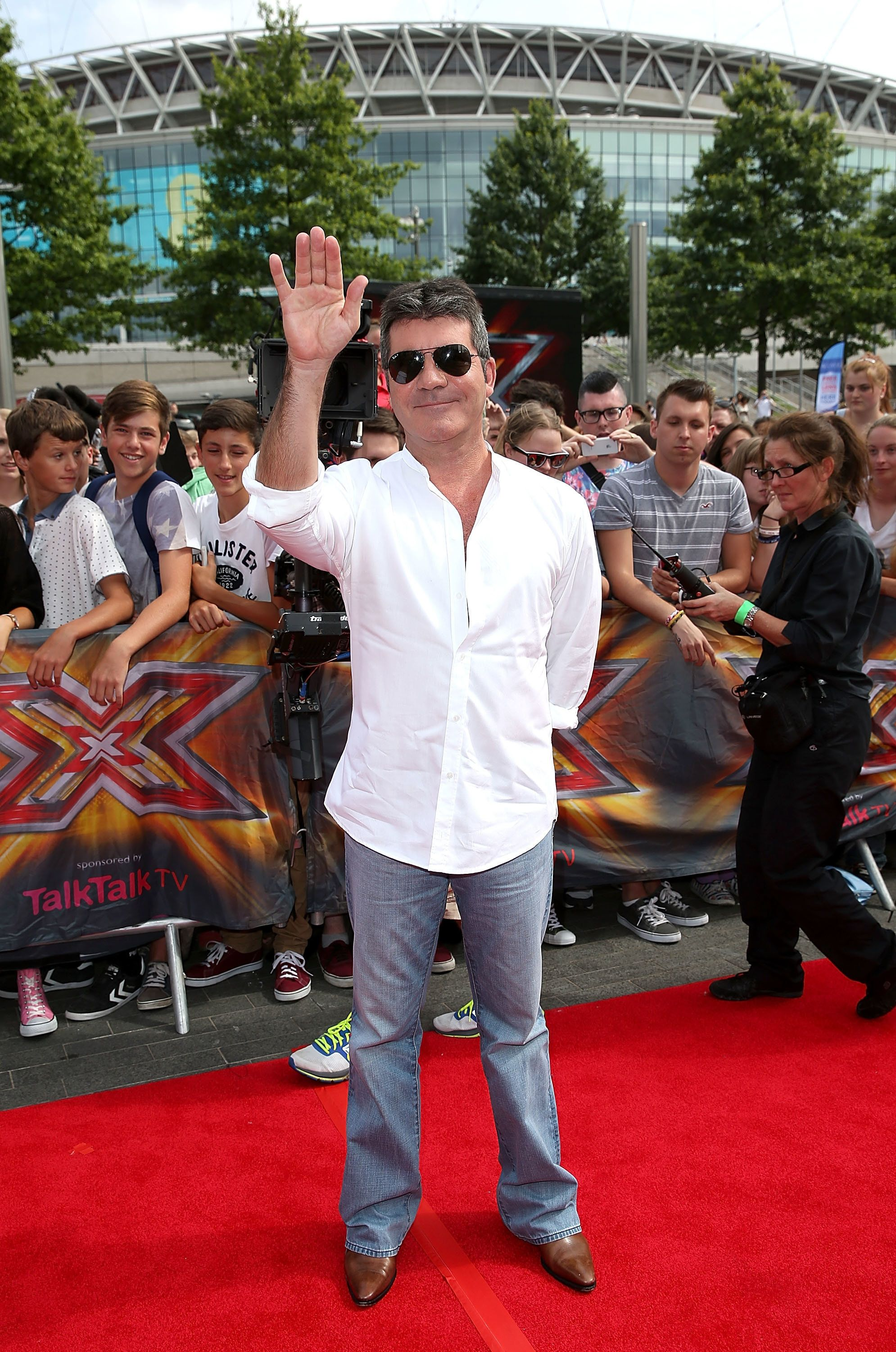 Simon Cowell Misses 'X Factor' Auditions In London Due To