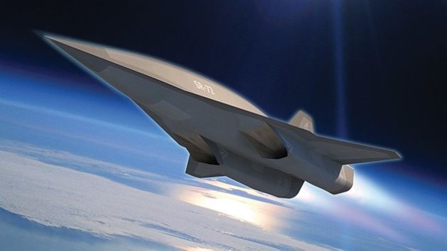 US Military's Secretive Blackbird Is About To Go