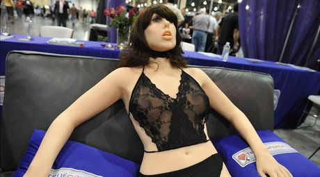 Human-Like Sex Robots Are Going To Become The Norm In The Next 10