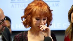 Kathy Griffin Reportedly Questioned by Secret Service For An