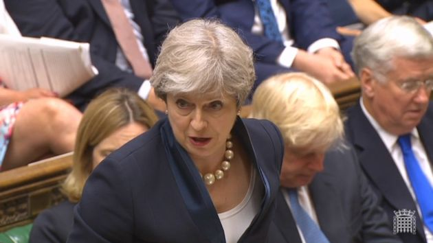Theresa May pledgeda crackdown on FGM in 2014, when she was Home