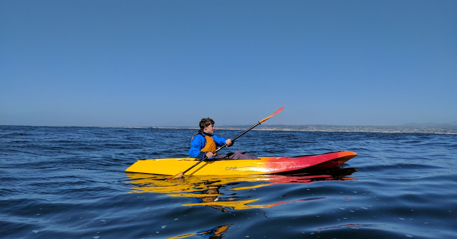 In Monterey, The Action\'s On The Water -- If You Can Get There ...