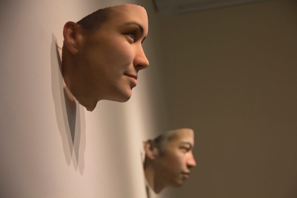 """""""Stranger Visions,"""" 2012–2013."""