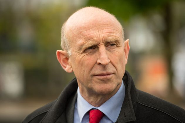 Shadow Housing Minister John Healey:'the Government's been slow to