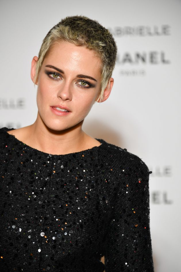 Kristen Stewart attends the launch party for Chanel's new perfume 'Gabrielle' as part of Paris Fashion...