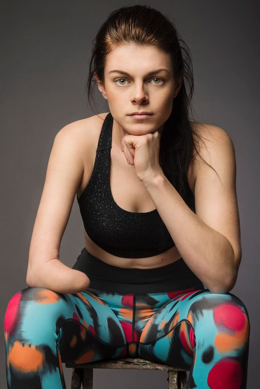 Paratriathlete Lauren Steadman Only Rests Every 10 Days To Stay At The Top Of Her