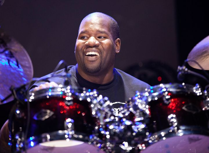 John Blackwell Jr. was Prince's drummer for more than a decade.