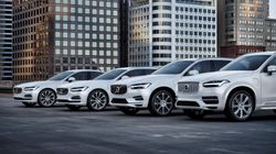 Volvo Will Only Launch Cars With Electric Motors From