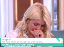 Holly Willoughby Breaks Down On 'This Morning' Over Heartbreaking Story Of Mother's Late Son