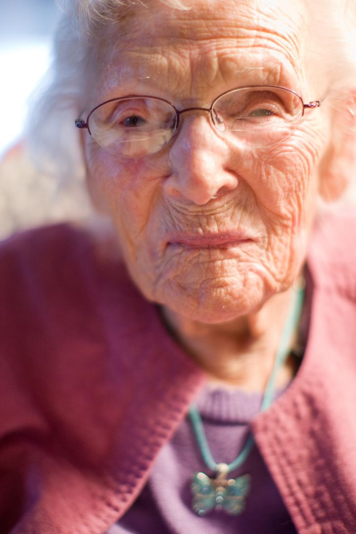 Bernice Madigan, on the cusp of her 110th birthday, is one of just 25 or so known supercentenarians in the world. She lives i