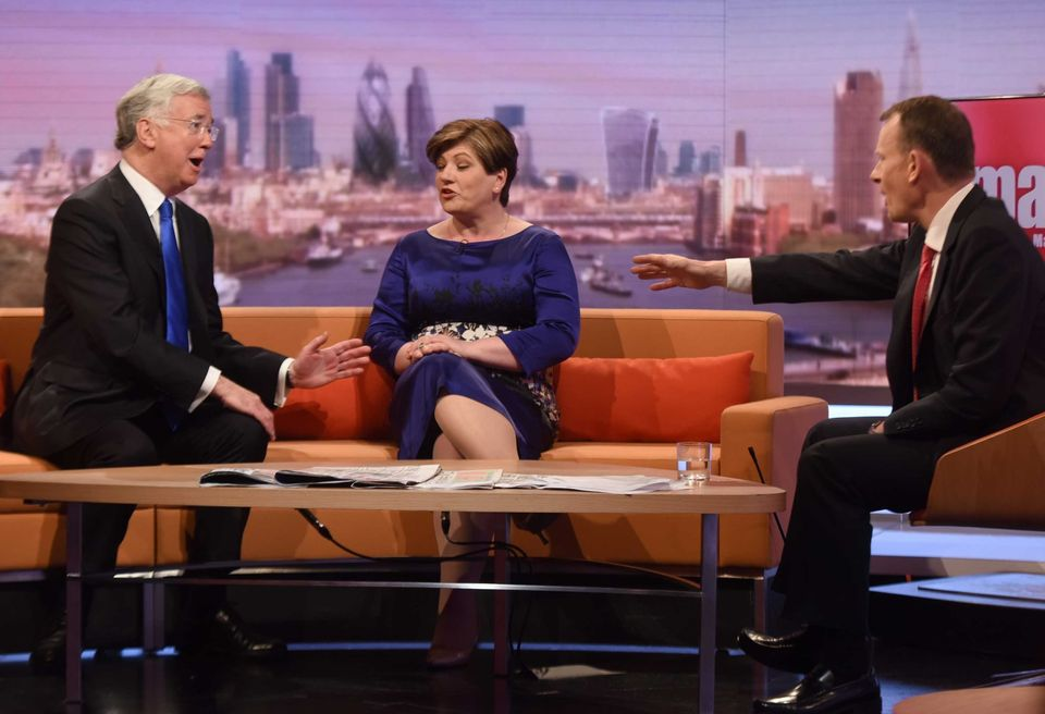 The Editor Of The Andrew Marr Show's Weekly One Man Twitter Battle Against Accusations Of BBC