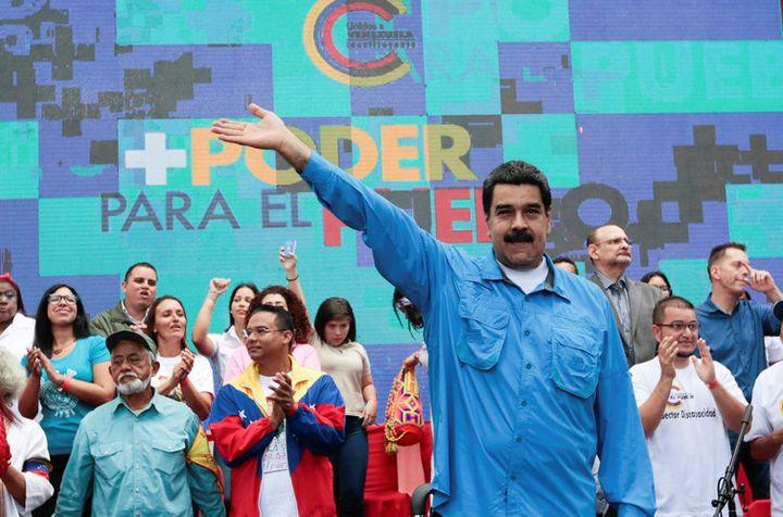 President Maduro of Venezuela.