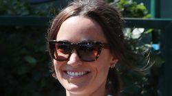 El vestido de Pippa Middleton en Wimbledon o cómo ir semidesnuda con