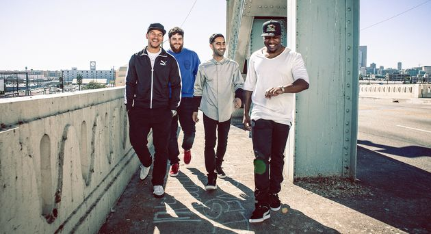 Rudimental are heading to