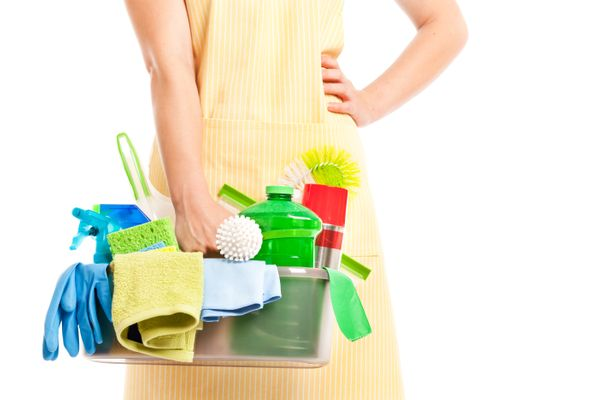 Having a cleaning service come clean your home once a month may seem like something reserved for the wealthy, but with s