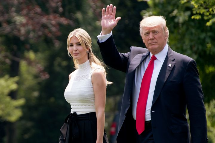 President Trump's daughter Ivanka, an unpaid White House adviser, has pledged to make reducing the gender pay gap in the