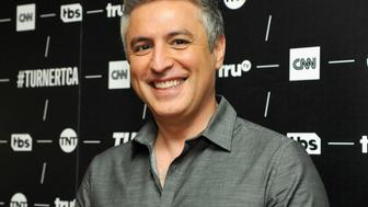 PASADENA, CA - JANUARY 14:  Host of 'Believer with Reza Aslan' Reza Aslan poses in the green room during the TCA Turner Winter Press Tour 2017 Presentation at The Langham Resort on January 14, 2017 in Pasadena, California.  26574_002  (Photo by John Sciulli/Getty Images for Turner)