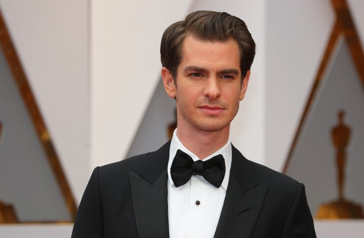 I am a gay man right now: Andrew Garfield