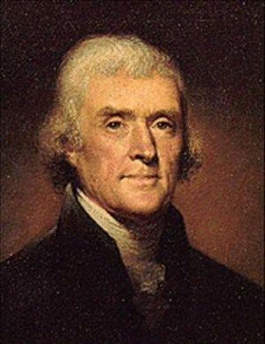 <em>Did Jefferson catch a glimmer of a dream?</em>