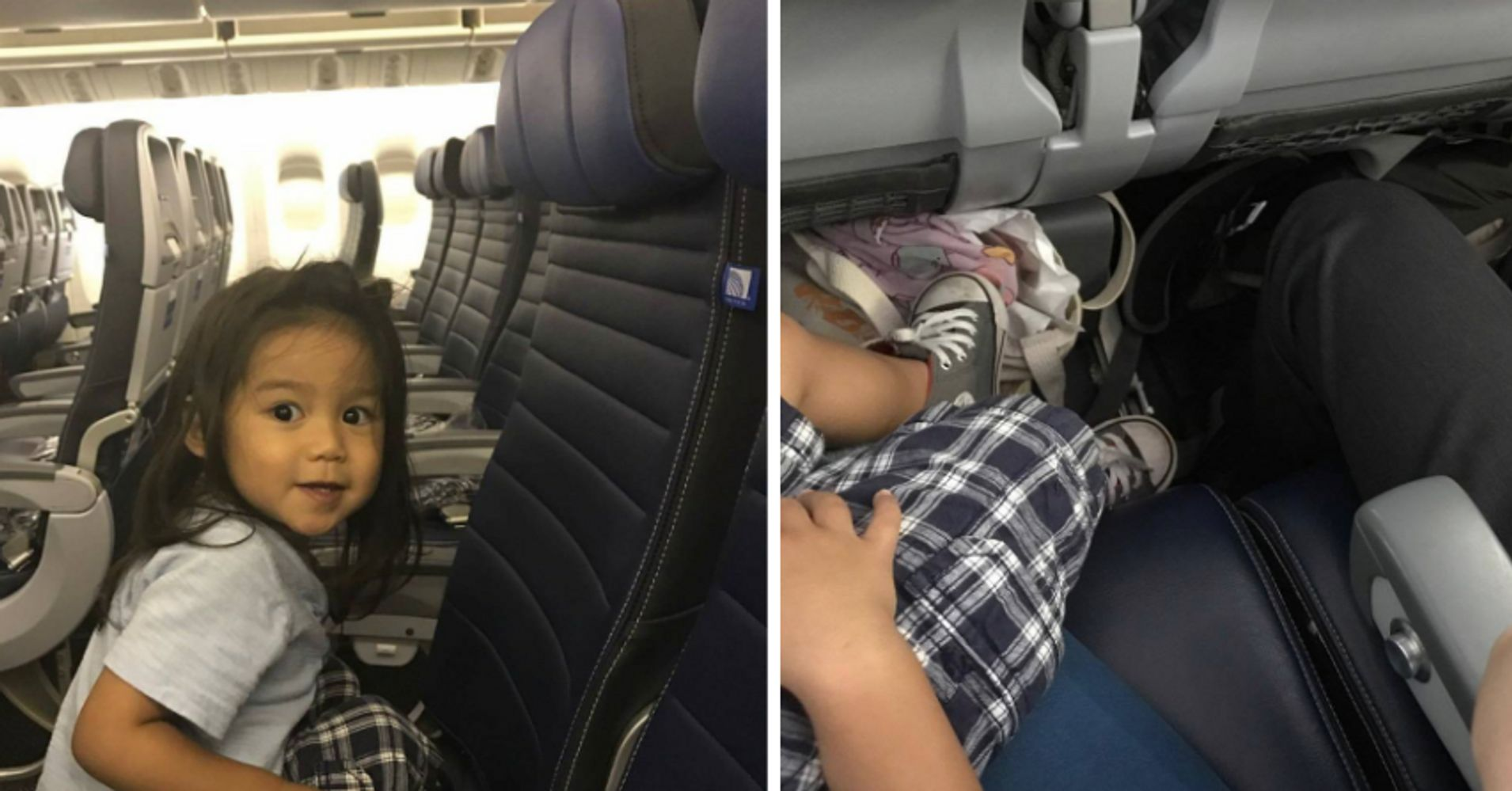 Mom Who Was Forced To Give Up Toddlers Seat Plans Sue United
