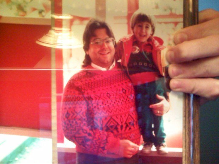 <p>Inseparable. Not to mention the birth of the Bad Christmas Sweater.</p>