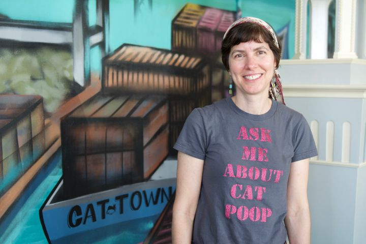 <p>Holly Ganz, CEO and Co-Founder of AnimalBiome</p>