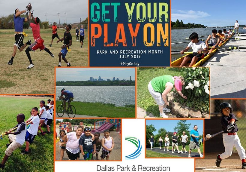 """The <a rel=""""nofollow"""" href=""""http://www.dallasparks.org/"""" target=""""_blank"""">Dallas Park and Recreation Department</a> will celeb"""