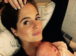 Binky Felstead Is Sharing Adorable Photos Of Baby India And We Can't Get Over Her Cuteness