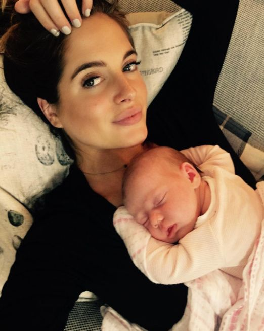 Binky Felstead Is Sharing Adorable Photos Of Baby India And We Can't Get Over Her