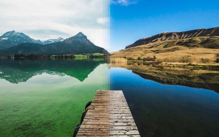 <p><strong>The Alps in Austria vs The Drakensberg in South Africa</strong></p>