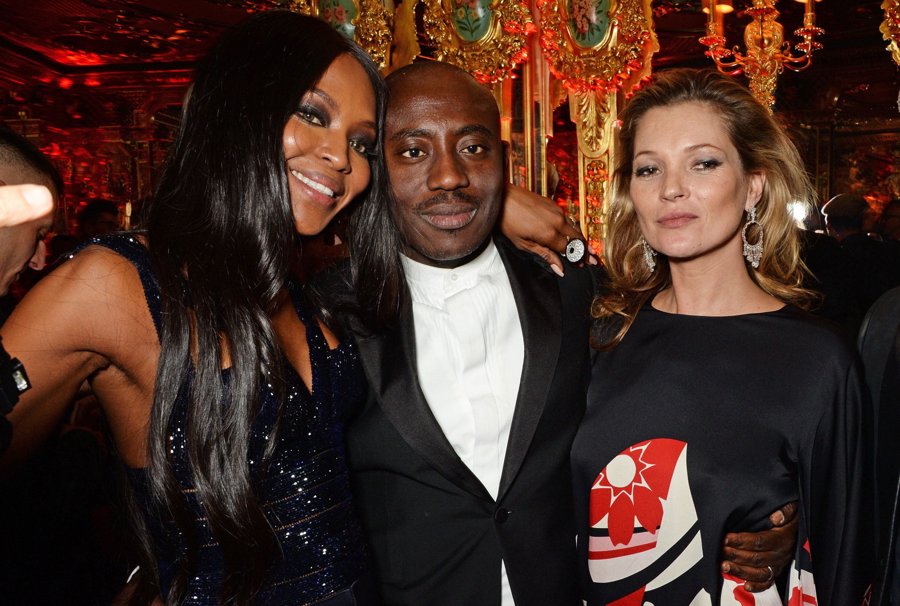 Naomi Campbell, Kate Moss And Steve McQueen Have New Jobs At