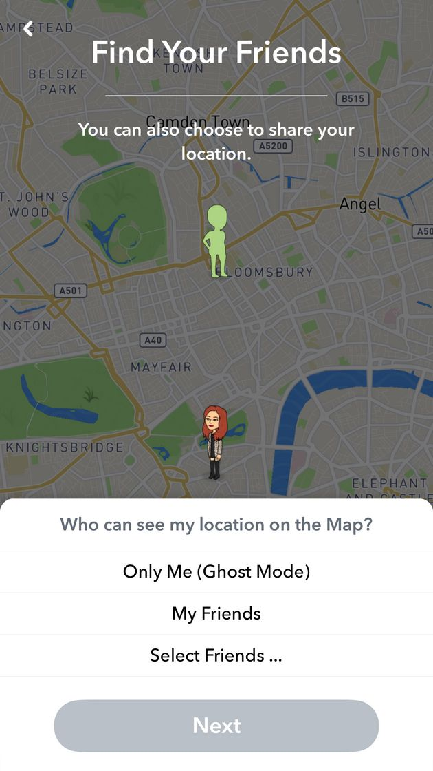Snapchat Maps: What Is It And How To Turn It Off Using 'Ghost