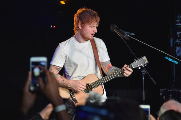 Lady Gaga stands up for Ed Sheeran amid cyberbulling